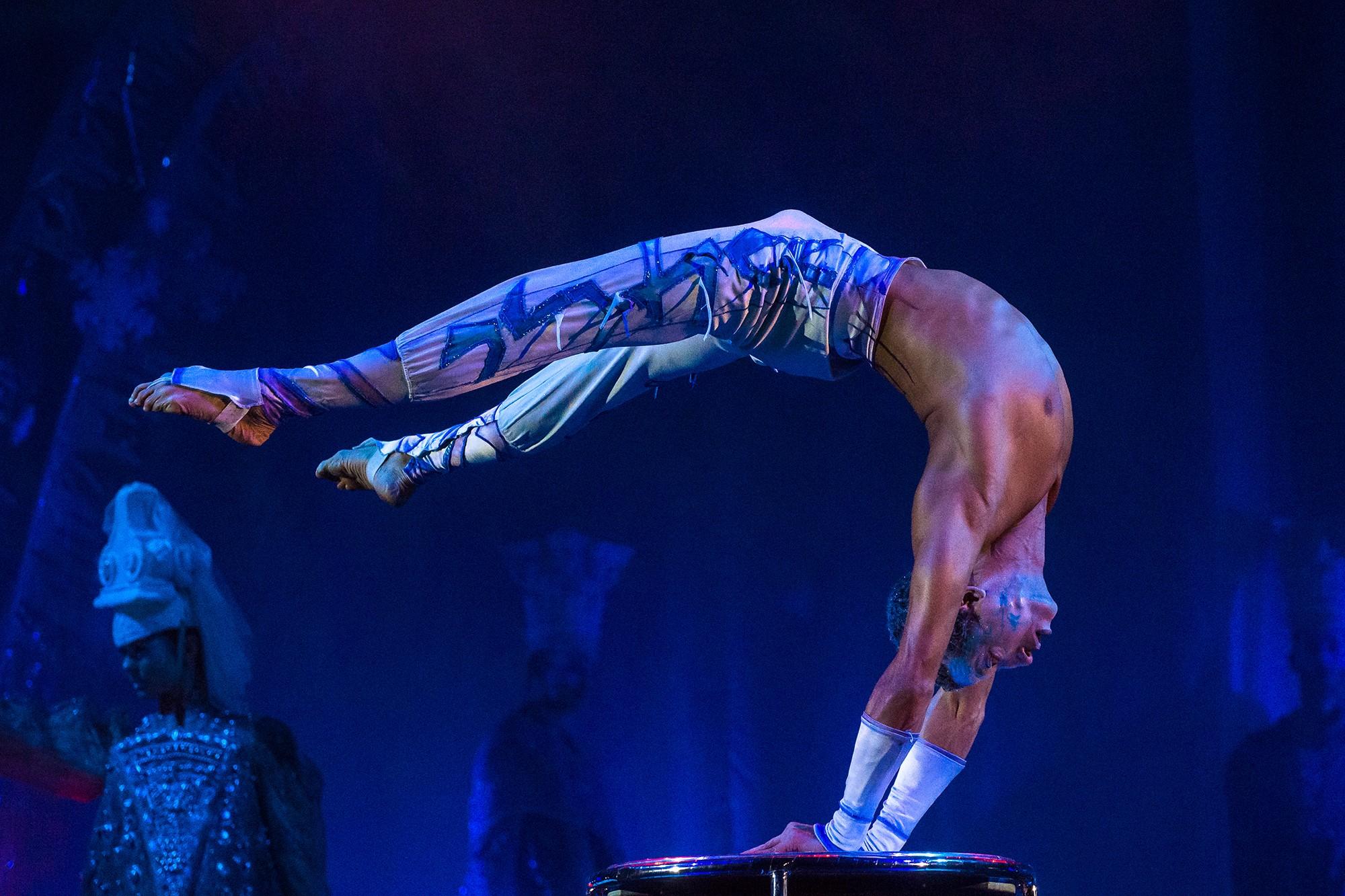 Handstandshow