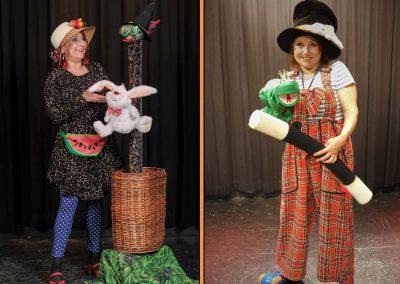 Kinderzaubershow und Zaubertricks für Kinder