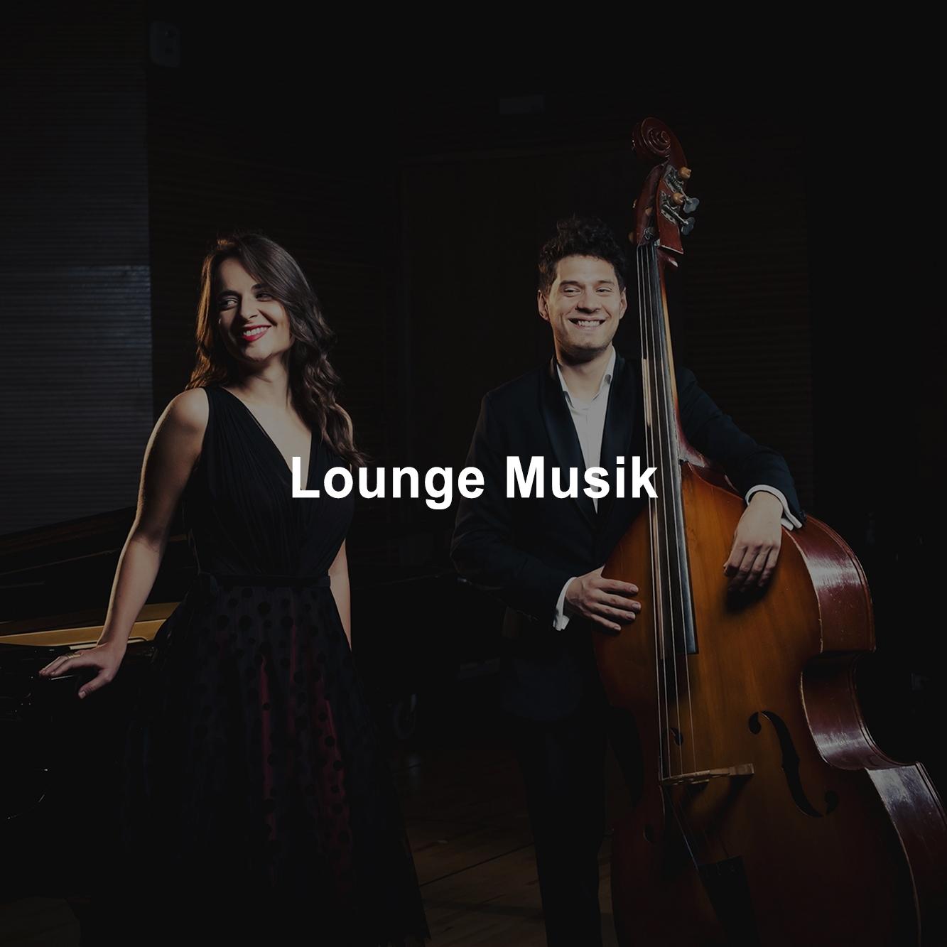 Lounge Musik ist perfekt als Hintergrundmusik bei jedem Anlass