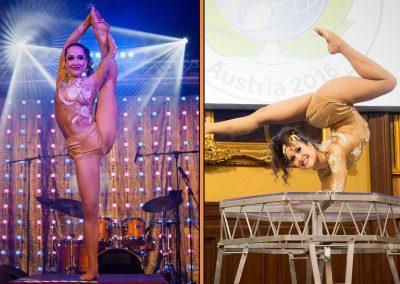 Kontorsion Show als Höhepunkt für jede Veranstaltung und Gala